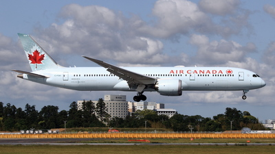 A picture of CFGEI - Boeing 7879 Dreamliner - Air Canada - © NRT Spotter