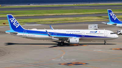 JA140A - Airbus A321-272N - All Nippon Airways (ANA)