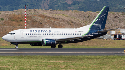 A picture of YV3001 - Boeing 7375L9 - Albatros Airlines - © Alonso Cisneros