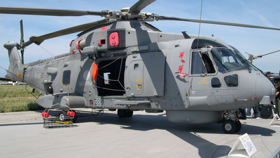 MM81485 - Agusta-Westland EH-101-110ASW/ASuW Merlin - Italy - Navy