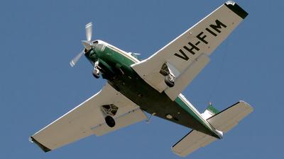 A picture of VHFIM - Beech A36 Bonanza - [E434] - © Wal Nelowkin