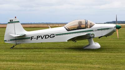 F-PVDG - Claude Piel CP322-120 Super Emeraude - Private