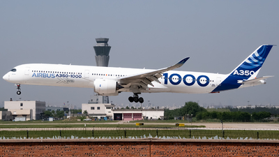 F-WMIL - Airbus A350-1041 - Airbus Industrie