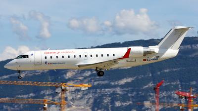 EC-MNB - Bombardier CRJ-200ER - Iberia Regional (Air Nostrum)