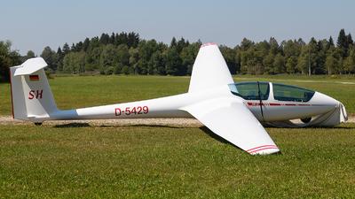 D-5429 - Schleicher ASK-21 - Luftsportgruppe Isny