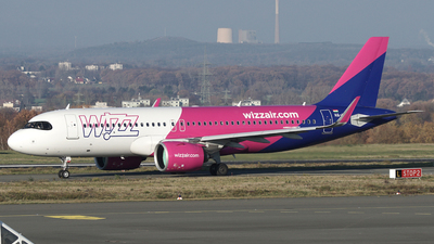 A picture of HALJB - Airbus A320271N - Wizz Air - © S. Eckhardt