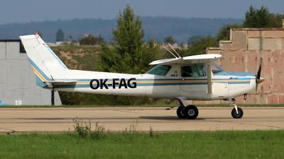 OK-FAG - Cessna 152 - Flying Academy