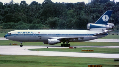 OO-SLA - McDonnell Douglas DC-10-30 - Sabena