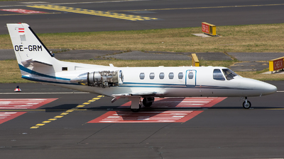 OE-GRM - Cessna 550B Citation Bravo - Private