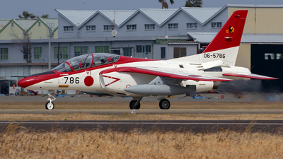 06-5786 - Kawasaki T-4 - Japan - Air Self Defence Force (JASDF)