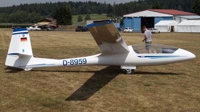 D-8959 - SZD 59 Acro - Private