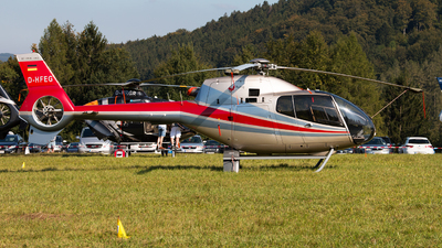 D-HFEG - Eurocopter EC 120B Colibri - Private