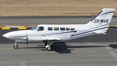 ZS-NVE - Cessna 402C - Private