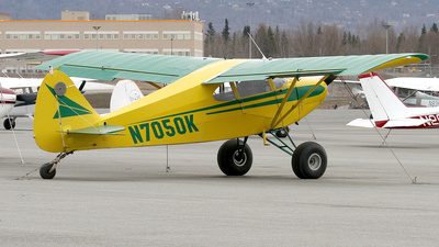 N7050K - Piper PA-20-150 Pacer - Private