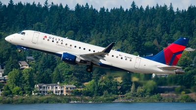 N241SY - Embraer 170-200LR - Delta Connection (SkyWest Airlines)