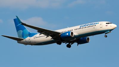 A picture of VPBQM - Boeing 7378MC - Pobeda - © Sots Aliaksandr