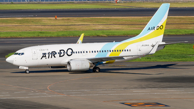 A picture of JA09AN - Boeing 737781 - Air Do - © Haneda Spotter