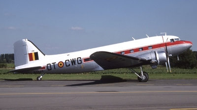 N49AG - Douglas DC-3A - Private