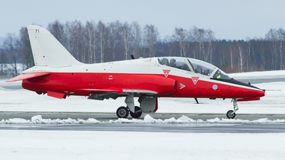 HW-371 - British Aerospace Hawk Mk.66 - Finland - Air Force