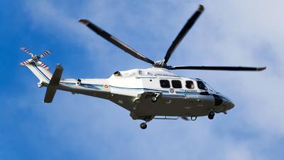 FAC0008 - Agusta-Westland AW-139 - Colombia - Air Force