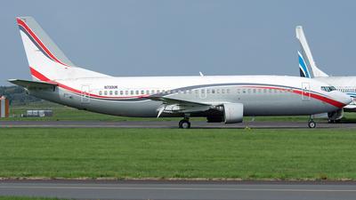 N733UK - Boeing 737-3Q8 - Private