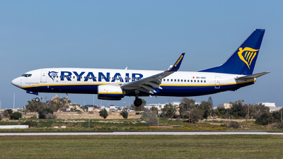9H-QEE - Boeing 737-8AS - Ryanair (Malta Air)