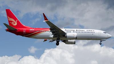 A picture of N3134C - Boeing 737 flight test - Boeing - © PrestonFiedler