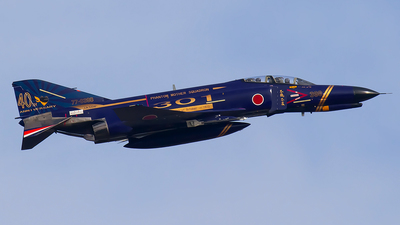 77-8398 - McDonnell Douglas F-4EJ Kai - Japan - Air Self Defence Force (JASDF)