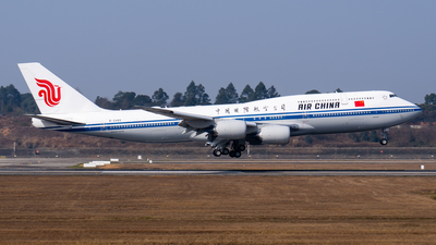 B-2479 - Boeing 747-89L - Air China