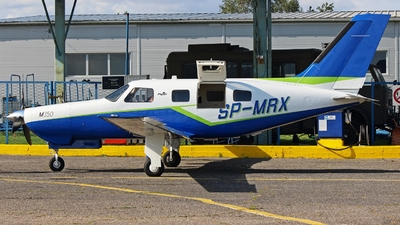 SP-MRX - Piper PA-46-M350 - Private