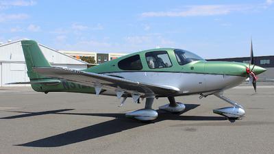 N312PX - Cirrus SR22-GTS G6 Platinum - Private