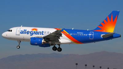 N317NV - Airbus A319-111 - Allegiant Air