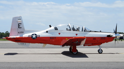 166250 - Raytheon T-6B Texan II - United States - US Navy (USN)