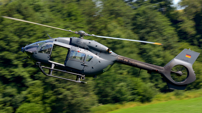 76-01 - Airbus Helicopters H145M - Germany - Air Force