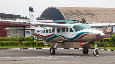 5H-FAR - Cessna 208B Grand Caravan EX - Pelican Air Services