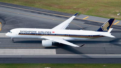 A picture of 9VSMC - Airbus A350941 - Singapore Airlines - © Josiah Scott
