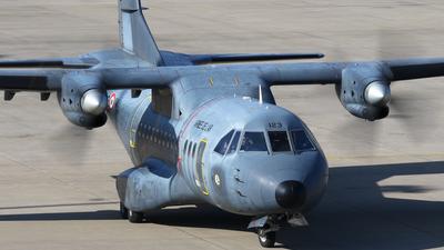 123 - CASA CN-235M-200 - France - Air Force