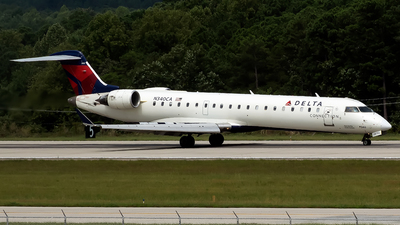 N340CA - Bombardier CRJ-701 - Delta Connection (SkyWest Airlines)