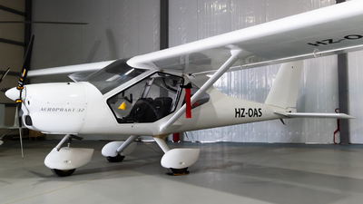 HZ-OAS - Aeroprakt A-32 - Private
