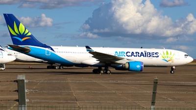 A picture of FHHUB - Airbus A330223 - Air Caraibes - © Guillaume BACH