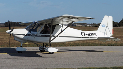 OY-9255 - Ikarus C-42B - Private