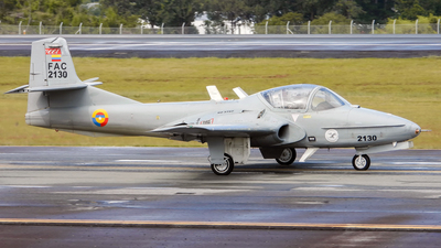 FAC2130 - Cessna T-37B Tweety Bird - Colombia - Air Force