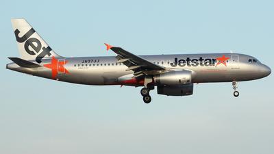 JA07JJ - Airbus A320-232 - Jetstar Japan Airlines