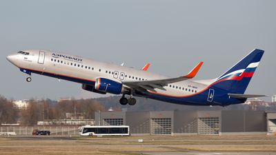 VP-BRH - Boeing 737-8LJ - Aeroflot