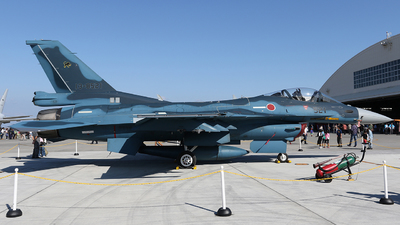 13-8521 - Mitsubishi F-2A - Japan - Air Self Defence Force (JASDF)