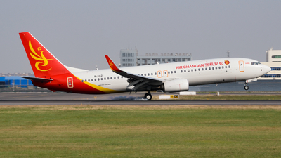 B-1162 - Boeing 737-84P - Air Changan
