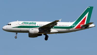 EI-IMM - Airbus A319-111 - Alitalia