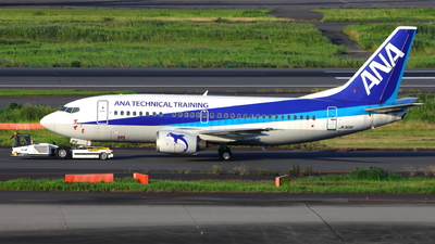 JA301K - Boeing 737-54K - All Nippon Airways (ANA)