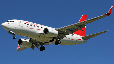 4L-TGM - Boeing 737-790 - Georgian Airways