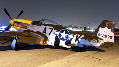 N119H - North American P-51D Mustang - Private